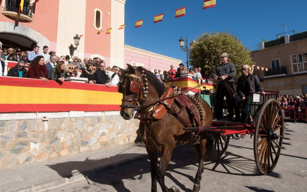San Antón's fest in Cartagena (Spain): Local gastronomy and traditional rites to honour St. Anthony the Great
