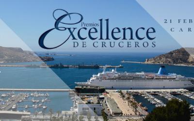 Los Premios Excellence posicionan a Cartagena como referente nacional en la industria del turismo de cruceros