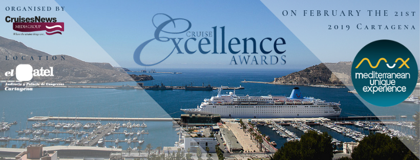 The Cruise Excellence Awards place Cartagena as a nationwide benchmark in the tourist cruise industry
