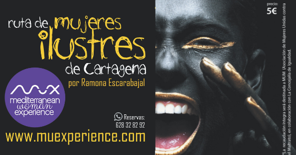 "MUExperience's tourist route ""Illustrious Women from Cartagena"" recognizes the role of women in the history of the city"